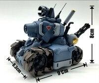 Vietnam Battle Plastic Tank Model Kits Assemble DIY Kit Anime Game Miniature Tracked Truck Modelling Tools Hobby Juguete