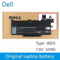 Dell Nuovo Originale batteria Del Computer Portatile di Ricambio per dell Latitude E7270 E7470 J60J5 R1V85 MC34Y 242WD 7.6V 55Wh J60J5