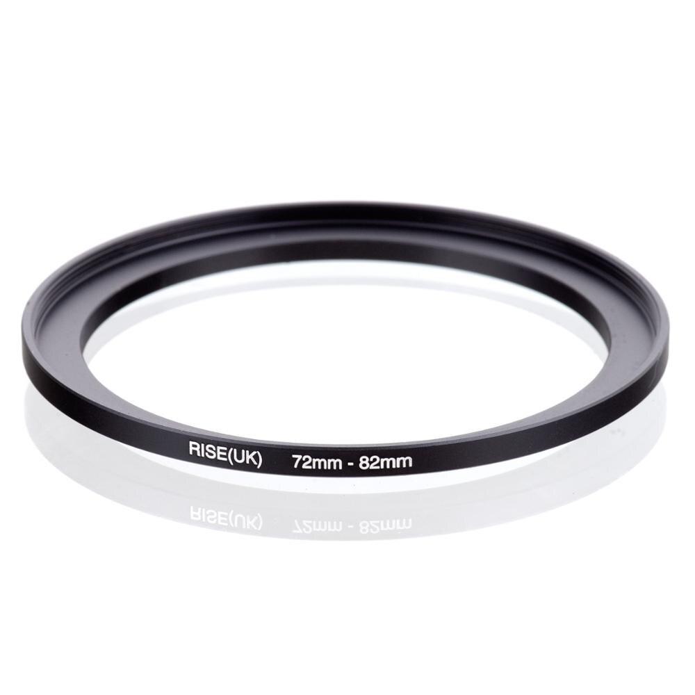 72mm 82-72mm Adaptador filtro adaptador anillo step-down 82mm