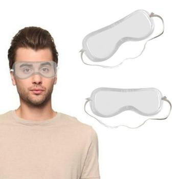 Best Quality Medical Goggles Made With PVC Material For Hospital And Medical Use