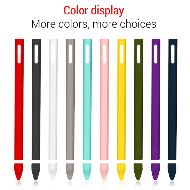 Protective Cover Stylus Non-Slip Detachable Nib Tip Cap Tablet Screen Touch Anti-Fall Portable For Microsoft Surface Pro 5/6 Pen