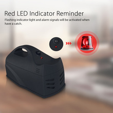Electronic Mouse Rat Trap Rodent Pest Killer WiFi Remote Control Electric Zapper Trappola per topi elettrica WiFi P7Ding