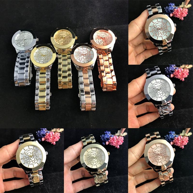 RLLEN High Quality Original 1:1 Simple Casual Fashion Watch Electronic Quartz Luxury Watch Men And Women Couple Watches