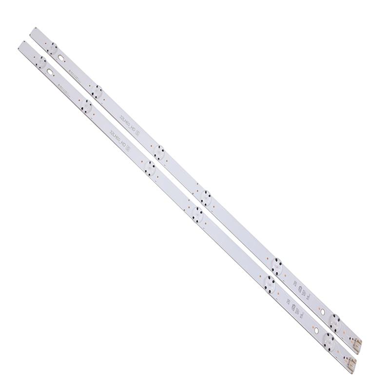 615mm LED Backlight Strip 6 Lamp For LG 32