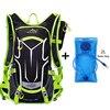 18l impermeável mochila esporte ao ar livre mochila saco de água acampamento caminhadas ciclismo mochila de água 8
