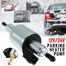цена на 12V/24V 2000W/5000W For Webasto Eberspacher Electric Heater Oil Fuel Webasto Pump Air Parking Heater Car Styling Accessories