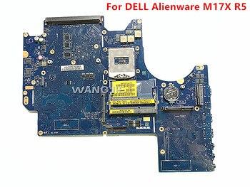Nowy Laptop płyta główna płyta główna dla DELL Alienware M17X R5 SR17D płyty głównej płyta główna CN-02XJJ7 02XJJ7 VAS00 LA-9331P 100% pracy
