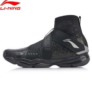 Image 1 - Li Ning Men RANGER 4.0 Professional Badminton Shoes Cushion LIGHT FOAM LiNing Cloud Sport Shoes Wearable Sneakers AYAP015 JAS19