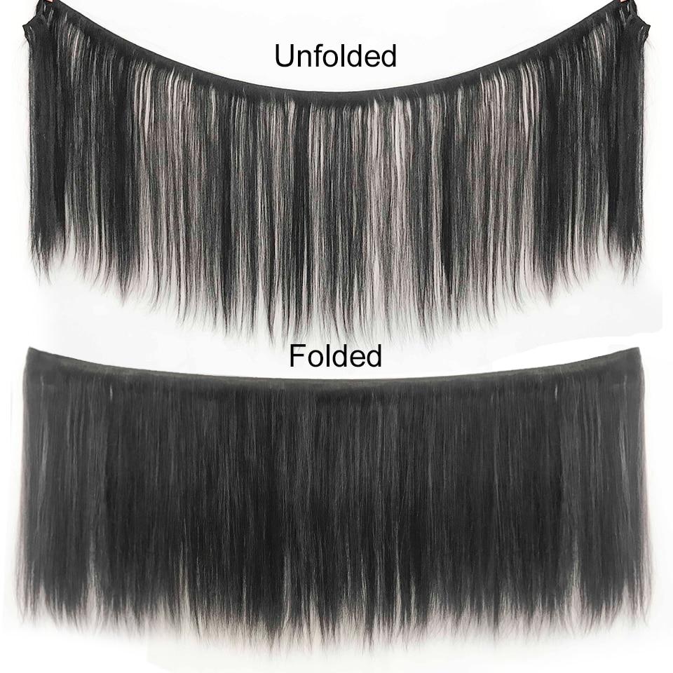 Ali Grace Hair Brazilian Straight Hair Bundles With Closure 4 4 Middle Free Part 2 Option Ali Grace Hair Brazilian Straight Hair Bundles With Closure 4*4 Middle Free Part 2 Option 100% Remy Human Hair With Closure