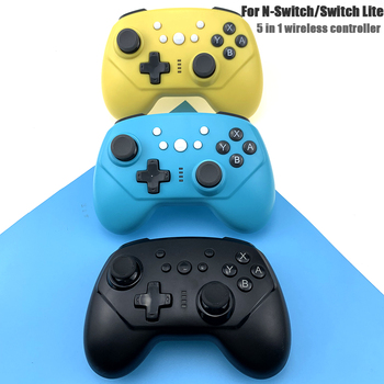 Wireless Bluetooth Pro Controller Gamepad Joystick For Nintend Switch Lite Console Gamepad For Nintend Switch Controller Joystic