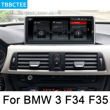 For BMW 3 Series F34 F35 2013-2016 NTB Car Android System 1080P IPS LCD Screen Radio Player GPS Navigation BT WiFi Map