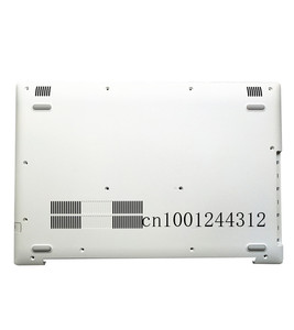 Image 3 - Оригинальный чехол для Lenovo ideapad 320 15 320 15IKB ISK 330 15 330 15ICN, задняя крышка ЖК дисплея/ободок/подставка/Нижняя основа