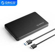 ORICO 2.5 inch HDD Case SATA 3.0 to USB3.0 HDD Enclouse SSD Adapter for Samsung Seagate SSD HDD Hard Disk External Box
