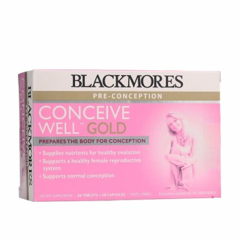 Blackmores Conceive Well Gold 56Caps 2