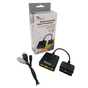 Image 1 - Brook Super convertidor adaptador para PS3 para PS4 Gamepad del regulador del Fightstick rueda de carreras para PS2 para PC para PS clásico