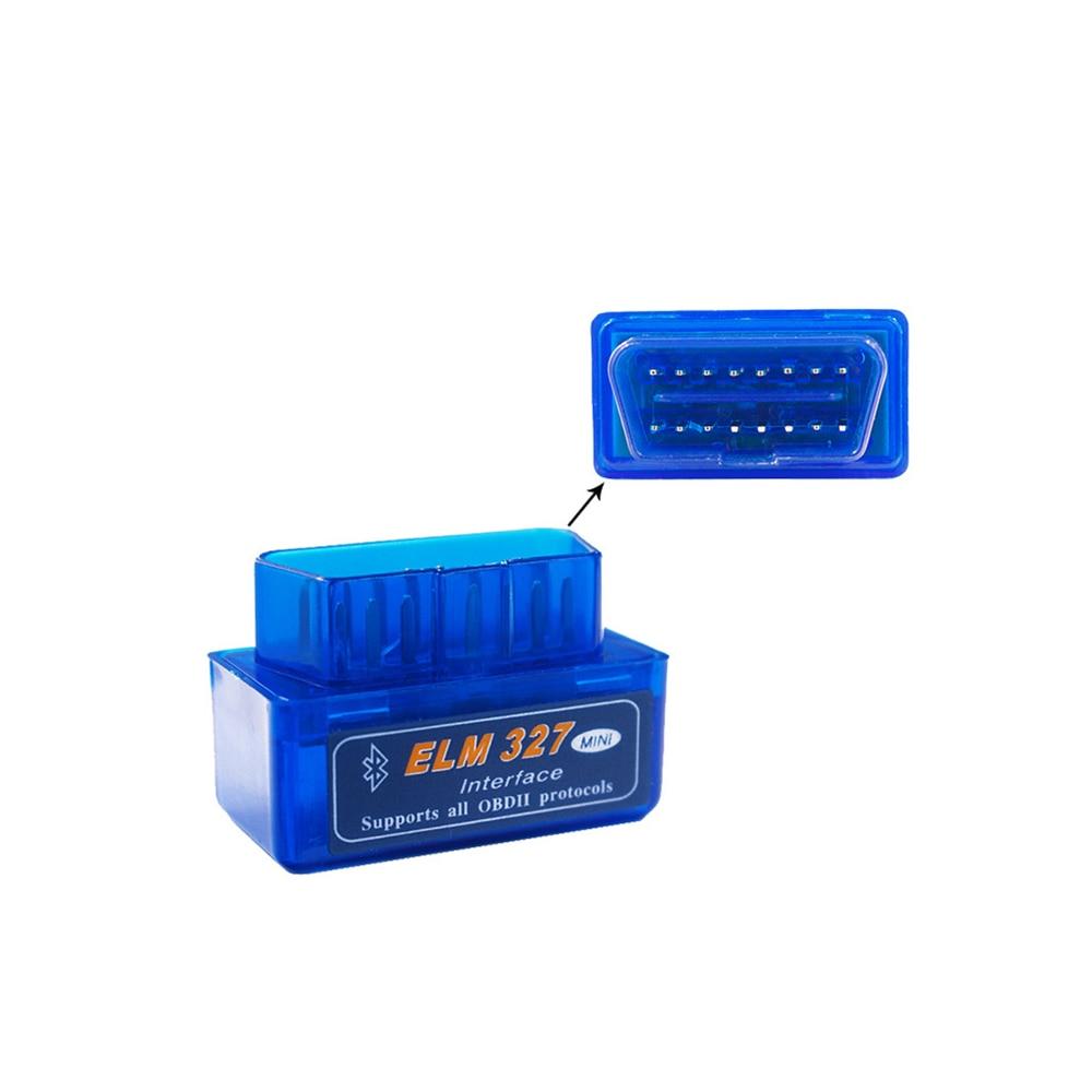 Mini Elm327 Bluetooth OBD2 V 1,5 Auto Diagnose Scanner Android Telefon Code Reader Tool OBDII Für Hyundai i40 i30 i20 i10 ix35 ix2