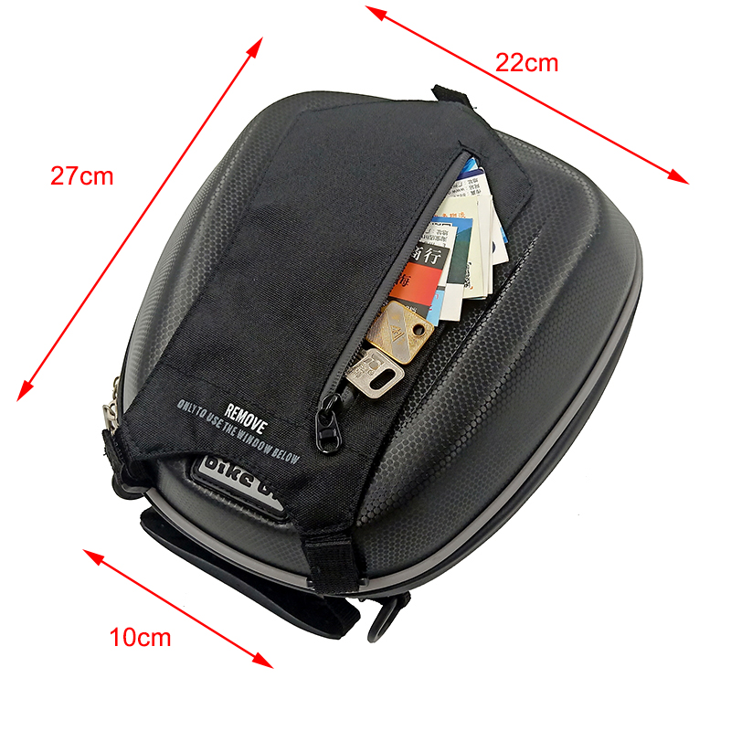 Motorcycle Oil Fuel Tank Bags Pockets Mobile Phone Navigation Bag Fast Unpacking for BMW KTM KAWASAKI HONDA SUZUKI YAMAHA DUCATI