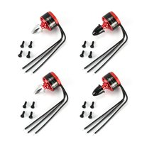 1306 3100KV 2 4s Brushless Motor For Diatone 150 180 210 Quadcopter Multicopter CW & CCW 4Pcs/lot