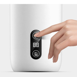 Image 2 - Deerma Portable Electric Cup Travel Hot Wtater Heating Cup 350ml Milk Travel Boilers Mugs Thermal Cups Tea Coffee Heater