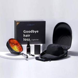 Image 5 - Xiaomi mijia cosbeauty lllt crescimento de cabelo capacete reduzir a queda de cabelo cap tratamento de cabelo cabelo recuperação rápida boné de laser