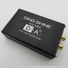 MINI USB USBภายนอกES9018K2M DAC Decoder NE5532 TL072 Opแอมป์24bit 96KHz