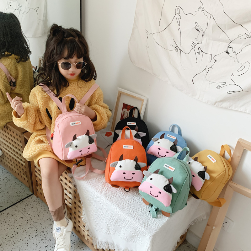 Hot Sale Children Backpack Baby Kids Toddler Walking Safety Harness Strap Anti-lost Leash Cartoon Backpack Kindergarten Bag