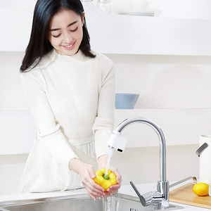 Xiaomi youpin Induction Water Saver overflow smart faucet sensor Infrared water energy saving device Kitchen Nozzle kitchen tap