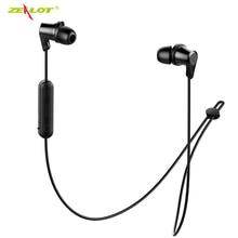 ZEALOT H11 Bluetooth Kopfhörer IPX4 Sweatproof Wasserdichte Drahtlose Kopfhörer Sport Lauf Headset mit HD Mikrofon
