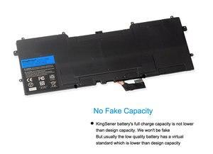 Image 2 - 7,4 V 55WH Kingsener C4K9V Laptop Batterie für DELL XPS 13 9333 L322X 13 L321X L221x 9Q33 3H76R Y9N00 0Y9N00 489XN PKH18 0PKH18