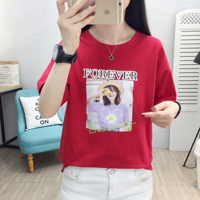 Купить футболка женская с буквенным принтом модный хлопковый топ рубашка картинки цена