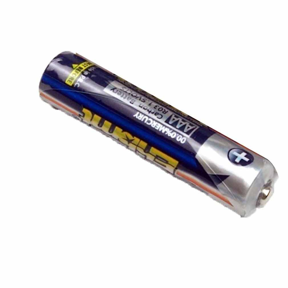 Disposable AAA Alkaline Battery 7# Dry Battery 1.5V For Toys Camera MP3 Player Small Remote Controller Light