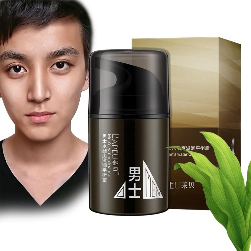 Man Skin Anti Aging Face Cream Hyaluronic Acid Serum Ointment Cream Nutrition Moisturizing Oil-control Day Cream For Mens Skin