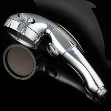 High Pressure Bath Spray Rain Shower Head Handheld Water Saving Showerhead Automatic Water Stop When Falling For Bathroom Nozzle