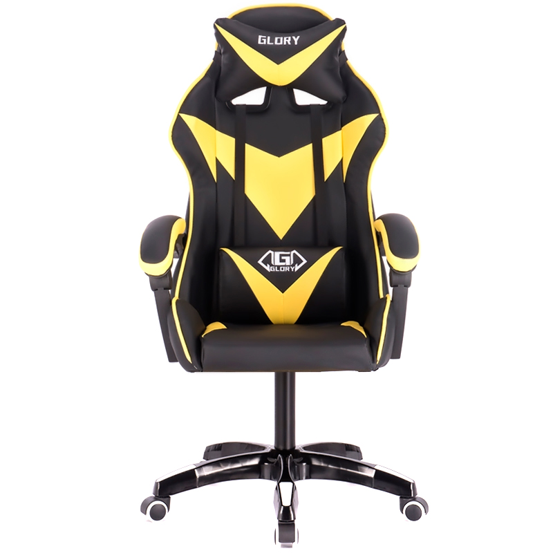 professional gaming chair LOL Internet cafe Sports racing chair WCG computer chair office chair Free shipping