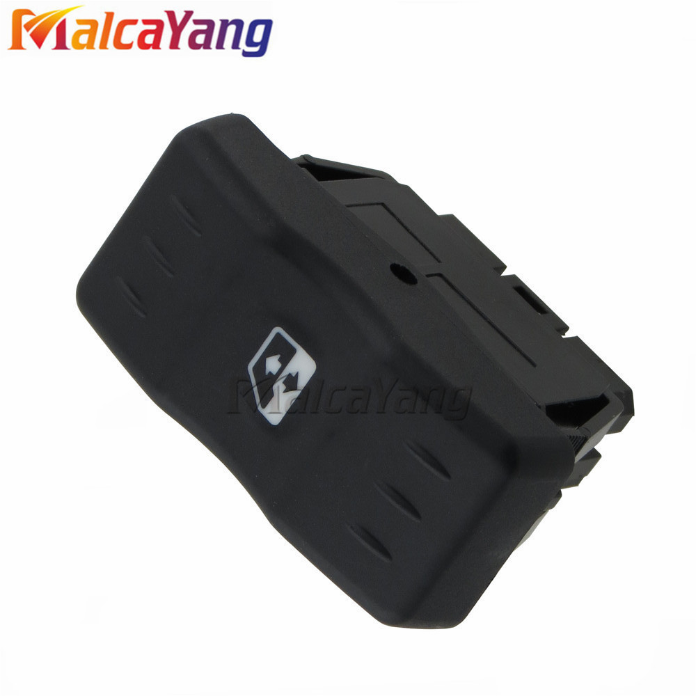 6001546816 New Passenger Window Switch Control Button For Renault Dacia Logan 2004 2005 2006