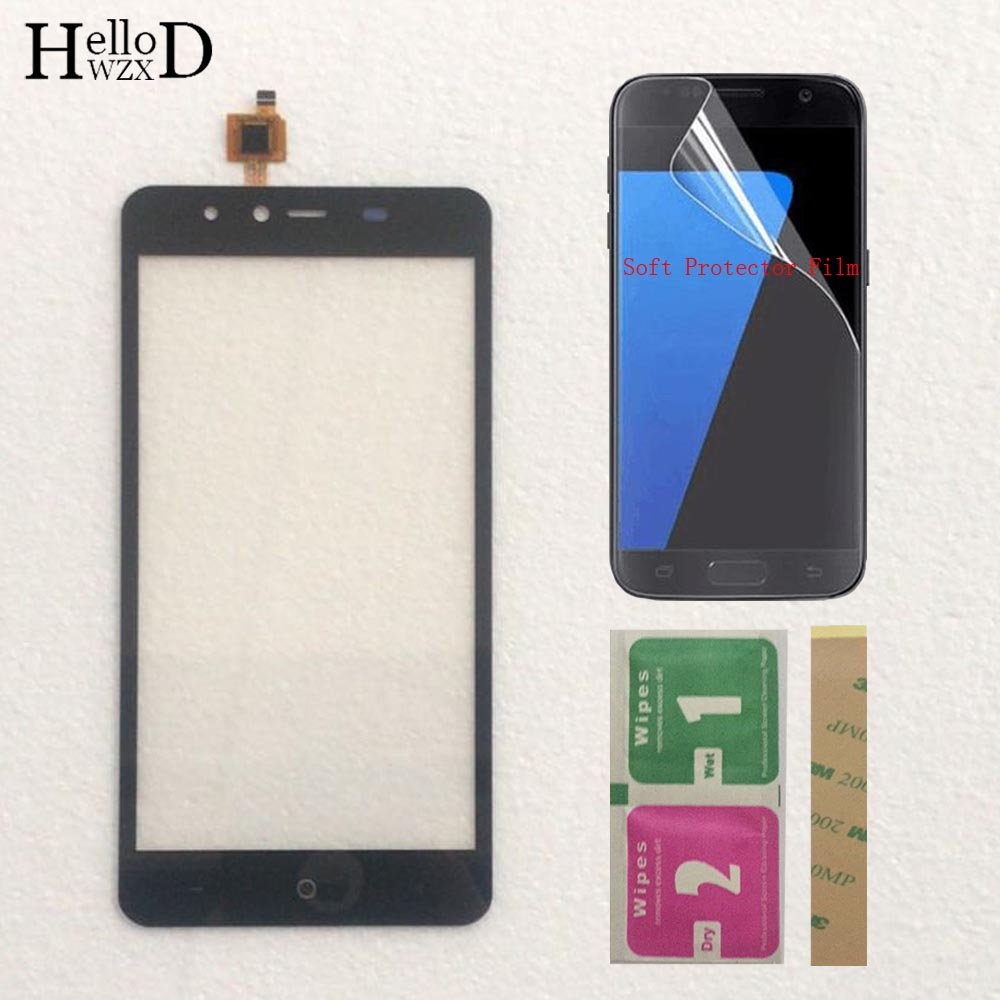 Mobile Touch Screen TouchScreen For Leagoo Z7 Touch Screen Panel Digitizer Panel Sensor Front Glass Free Protecotr Film