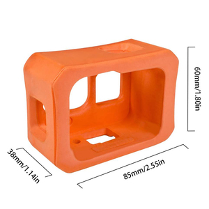 Image 5 - EVA Protective Case For Gopro Hero 7/6/5 Soft Water Floaty Action Sport Camera Accessories Float for Swimming