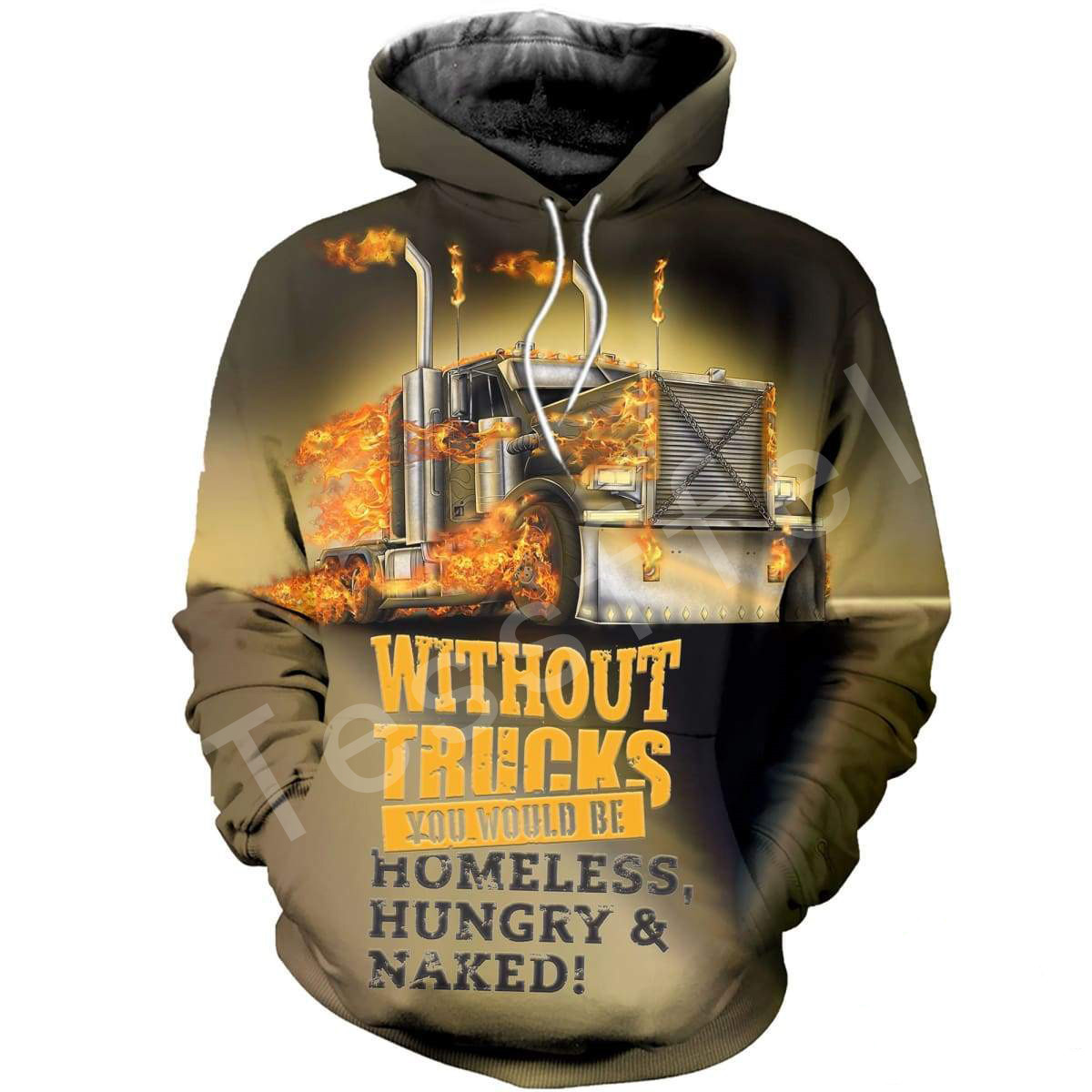 Tessffel KenworthTruck camo 3D full Printed Hoodie Sweatshirt Jacket shirts Mens Womens HIP HOP fit colorful Harajuku style 5 in Hoodies amp Sweatshirts from Men 39 s Clothing