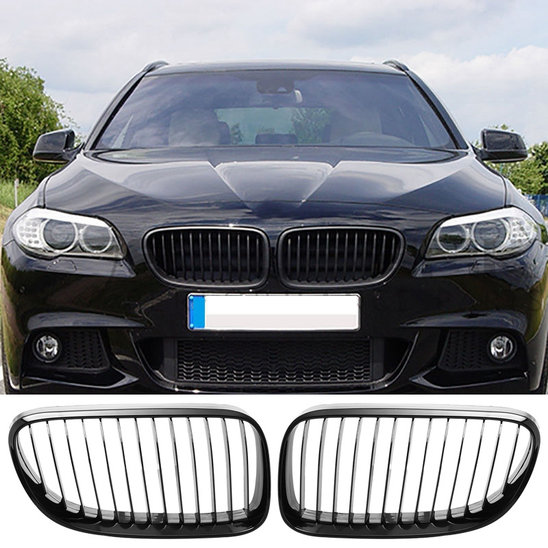 Gloss Black Front Hood Kidney Sport Grille Grill for BMW 3 Series E92 E93 2 Door 2010 2014 51137254969 51137254967|Racing Grills|   - AliExpress