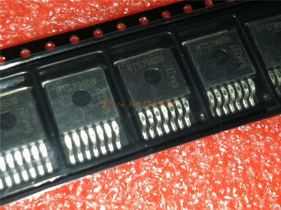1pcs/lot BTN7960B BTN7960 BTS7960B TO263-7