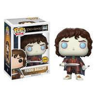Funko POP-figuras de acción de Frodo Baggins, el señor de los Anillos, colección de cajas originales de Brinquedos, juguetes para niños, regalos