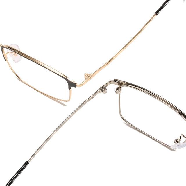 Фото мужские очки против голубого излучения в деловом стиле полная
