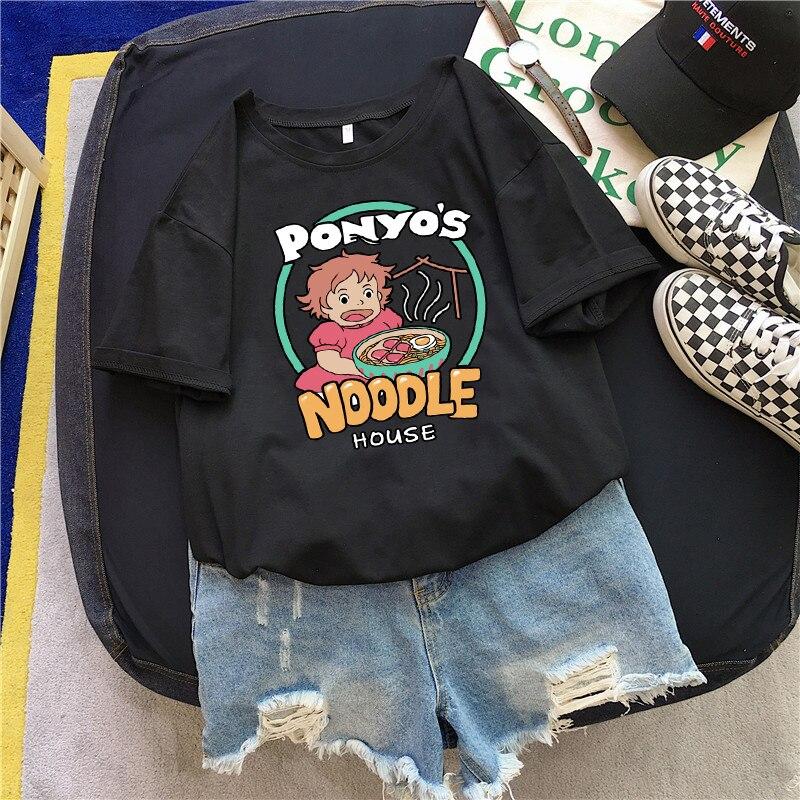 Harajuku Asian Ramen Noodles T-shirt 3