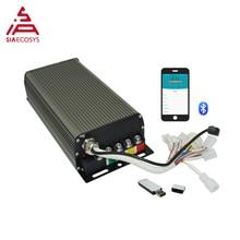 Gratis Verzending Sabvoton Controller Svmc 72150 V2 Voor 3000W 72V 150A Elektrische Fiets Motor