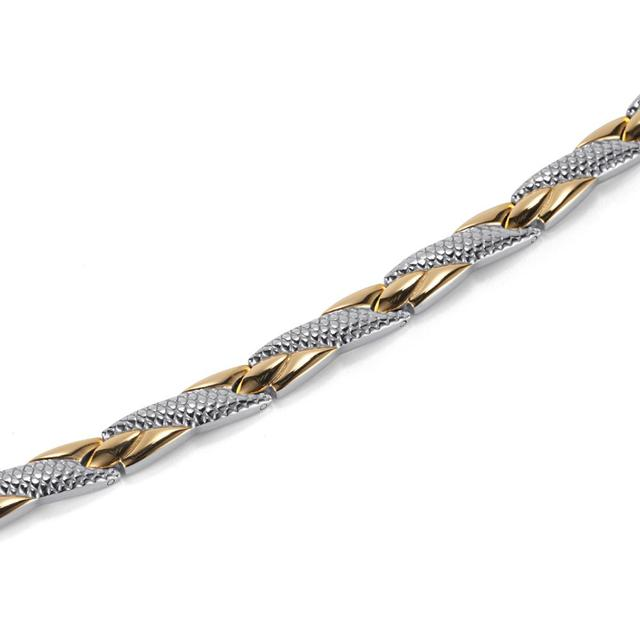 H075291fafb8f471396fb3f1c51a3935fX - Stainless Steel Bracelet Anklets for Arthritis
