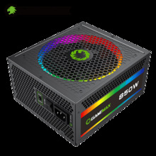 Power-Supply Fully-Modular Gamemax 850w-Rgb 80-Plus Gold-Certified with Addressable Light-Vairous