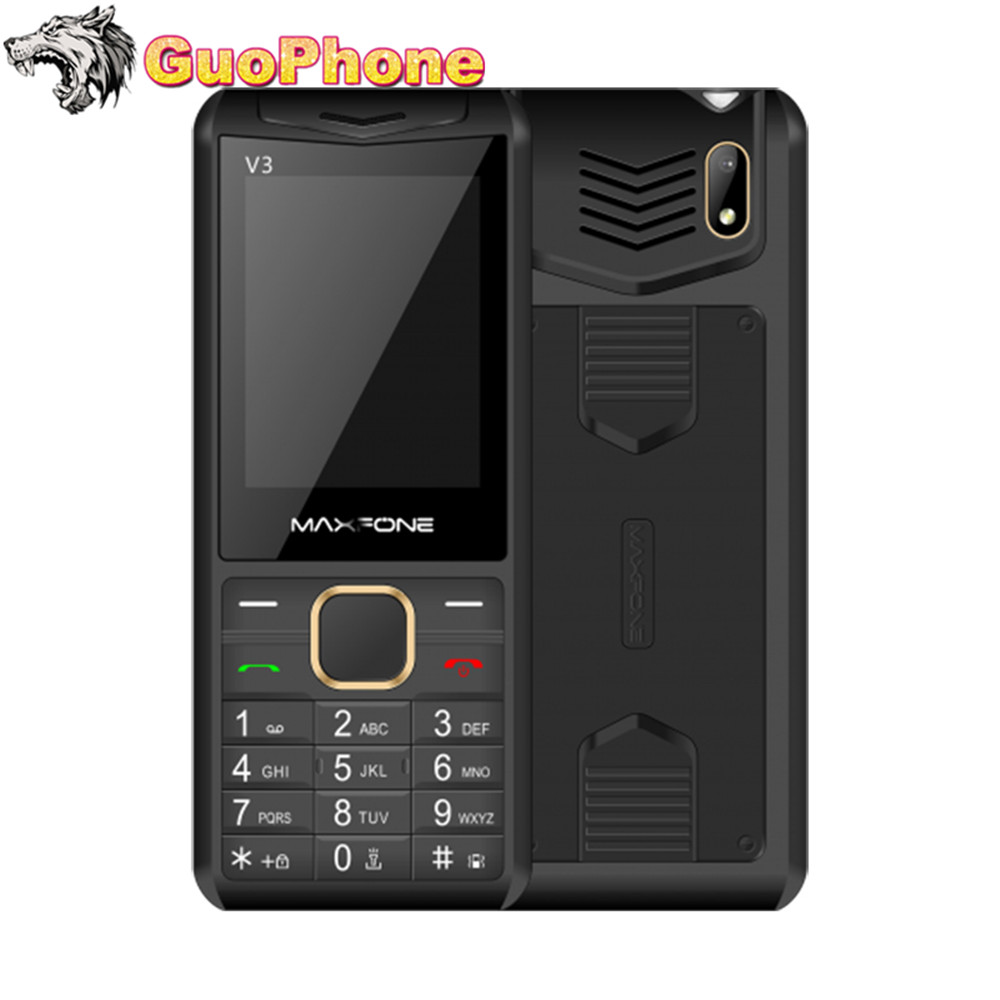 V3 Push Button Mobile Phone 2.4