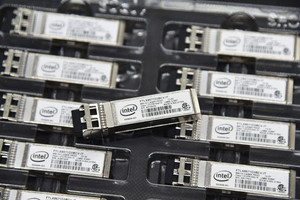 Image 3 - INTEL E10GSFPSR FTLX8571D3BCV IT E65689 001 0Y3KJN / 0R8H2F SFP+ Transceiver for X520 DA2 or X520 DA1 850nm 300m 10G multi mode