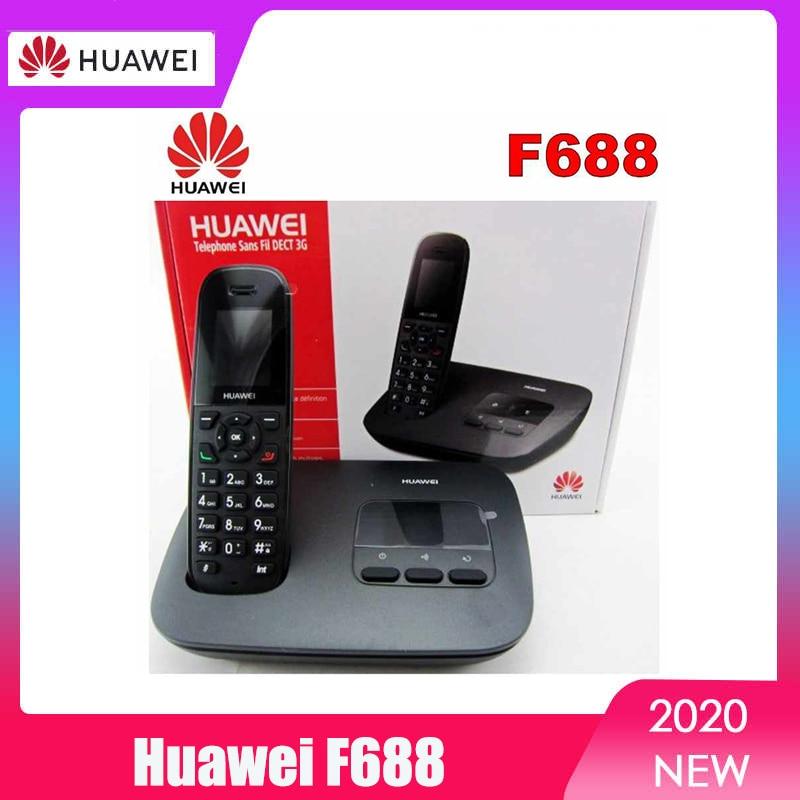 Оригинальный телефон Huawei F688-20 UTMS/WCDMA 900/2100 МГц, фиксированный беспроводной терминал и Телефон DECT
