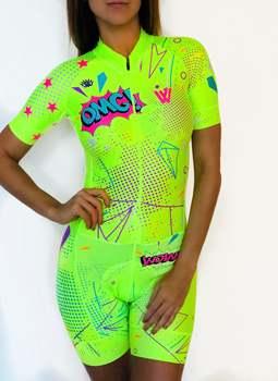 Triathlon skinsuit verão esportes das mulheres manga longa conjunto camisa de ciclismo macacão roupa feminina uniforme 2020 15